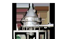 インラインスピンSARシリーズ(連続旋回気流式ふるい分け分級機)