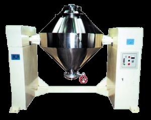 W型混合機 (容器回転式混合機)