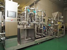 CIP全自動殺菌装置 SKS-50