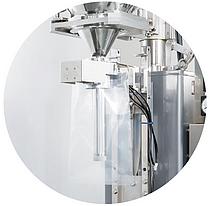 脱気対応 自動計量オーガ充填機 WA75-AFM