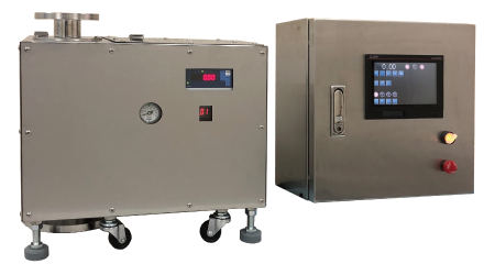 BD-8000 (オンラインカサ密度測定器)